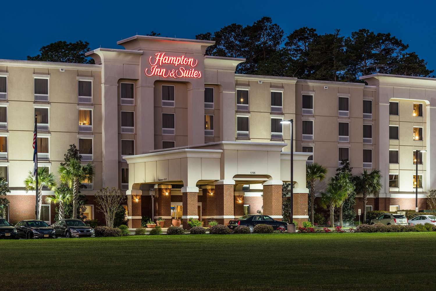 Exterior view - Hampton Inn & Suites North I-95 Florence