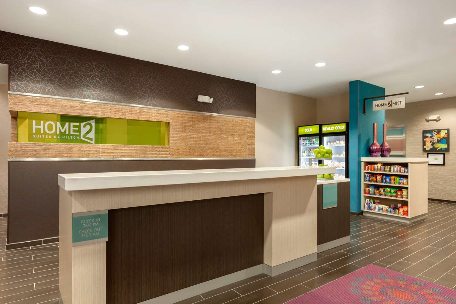 Lobby - Home2 Suites by Hilton Florence