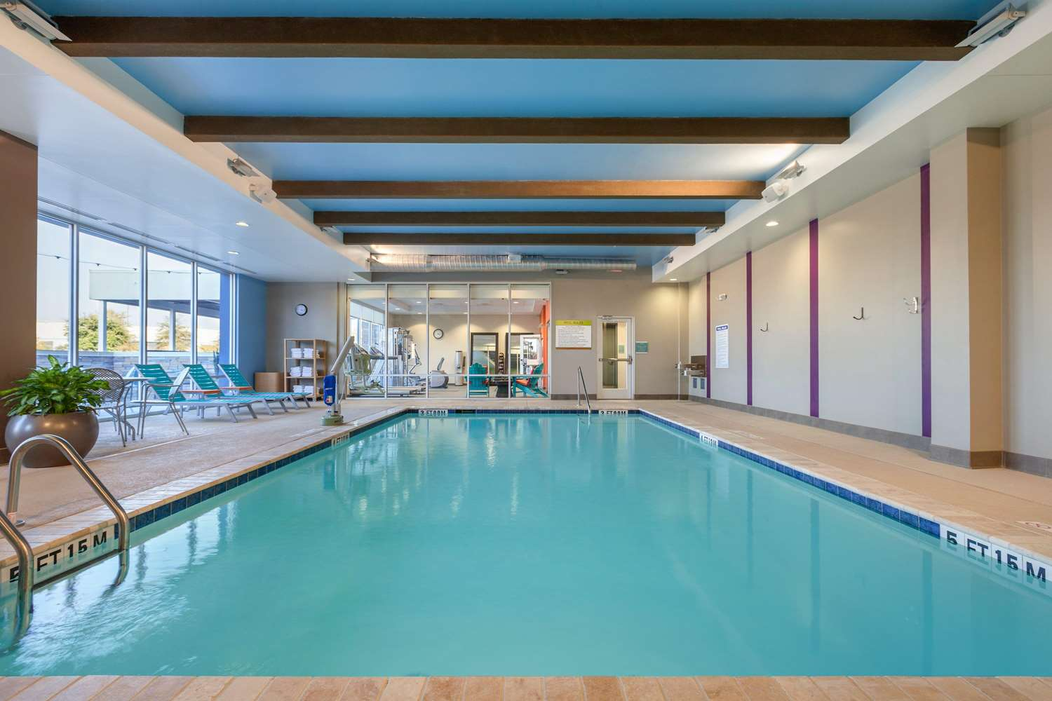 Pool - Home2 Suites by Hilton Florence
