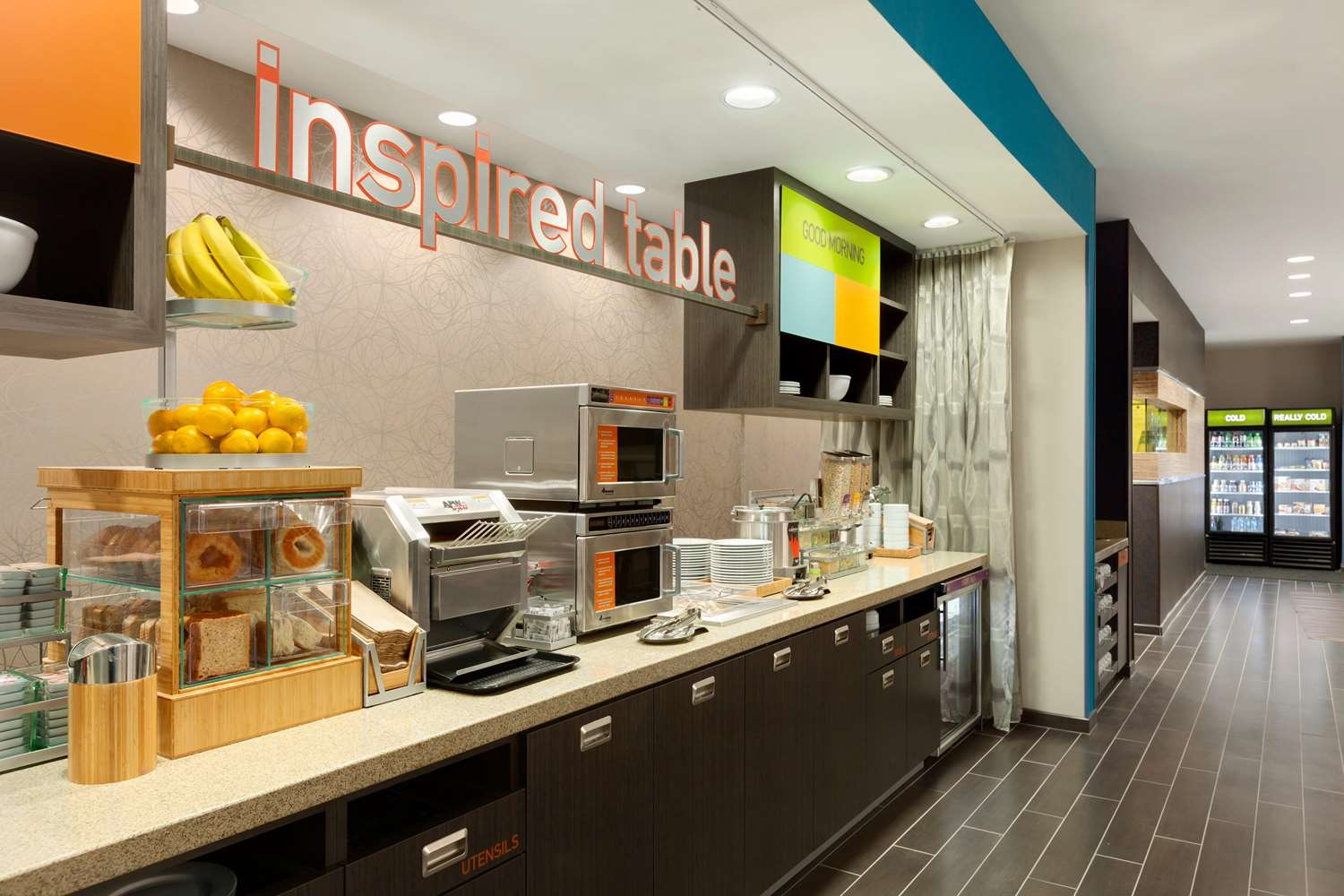 Restaurant - Home2 Suites by Hilton Florence