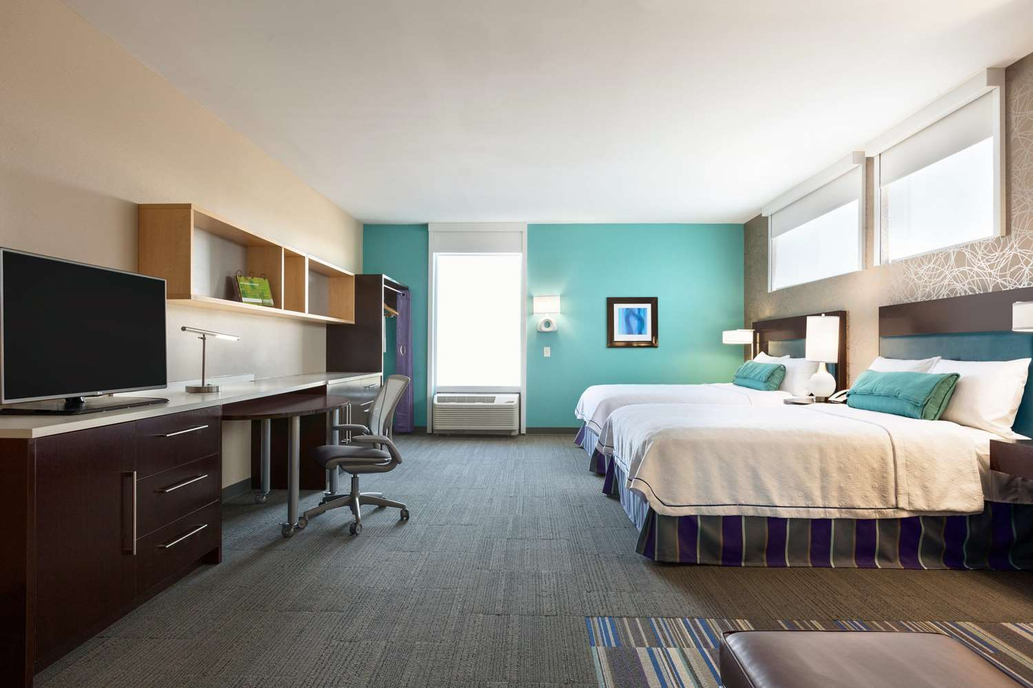 Room - Home2 Suites by Hilton Florence
