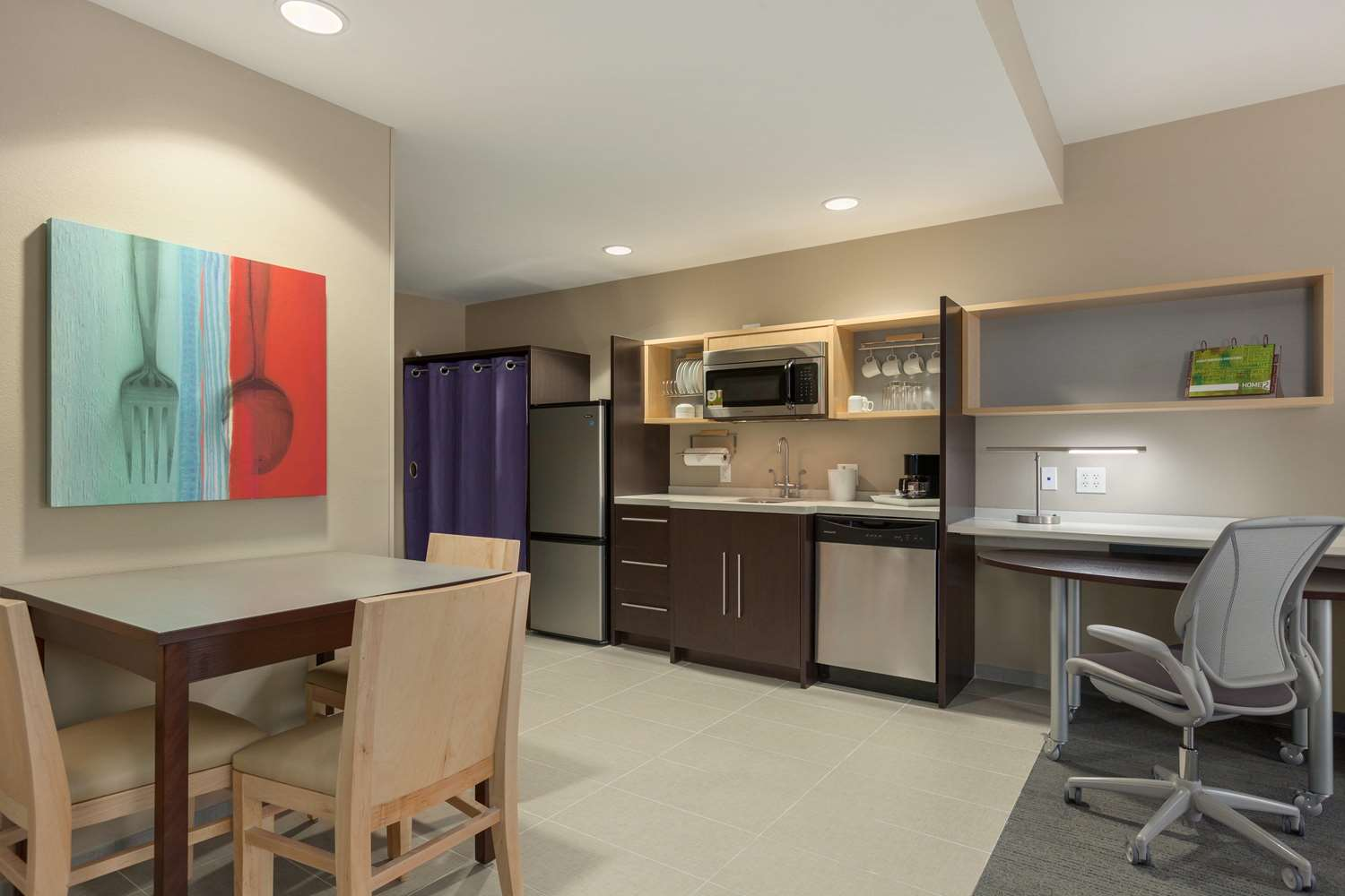 Amenities - Home2 Suites by Hilton Florence