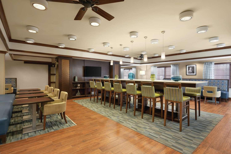 Lobby - Hampton Inn Franklin