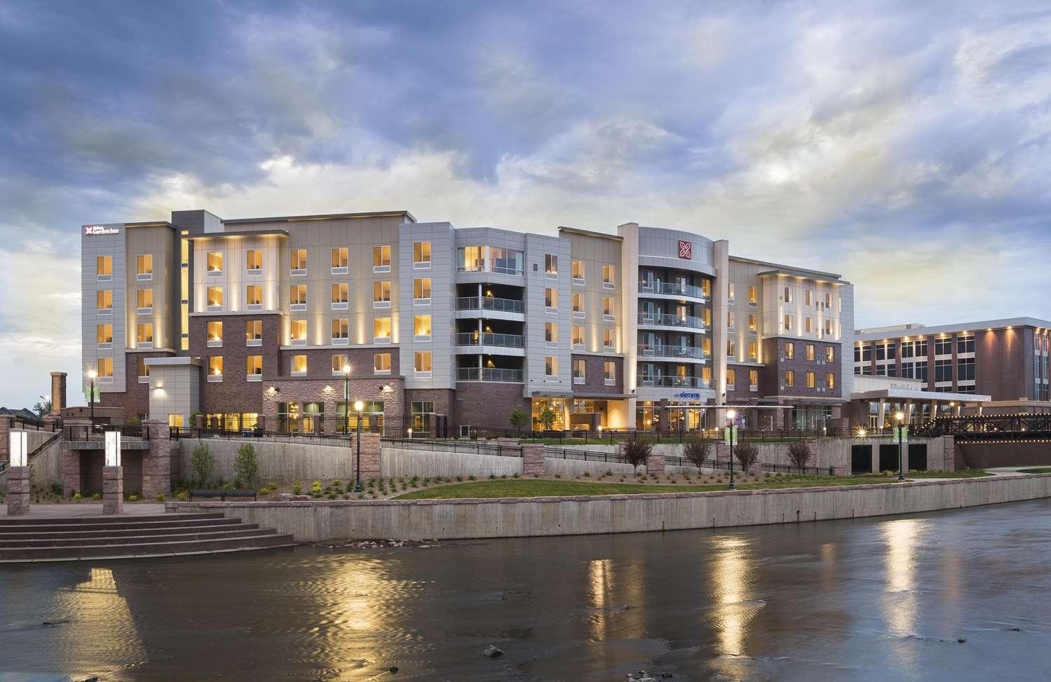 Exterior view - Hilton Garden Inn Downtown Sioux Falls