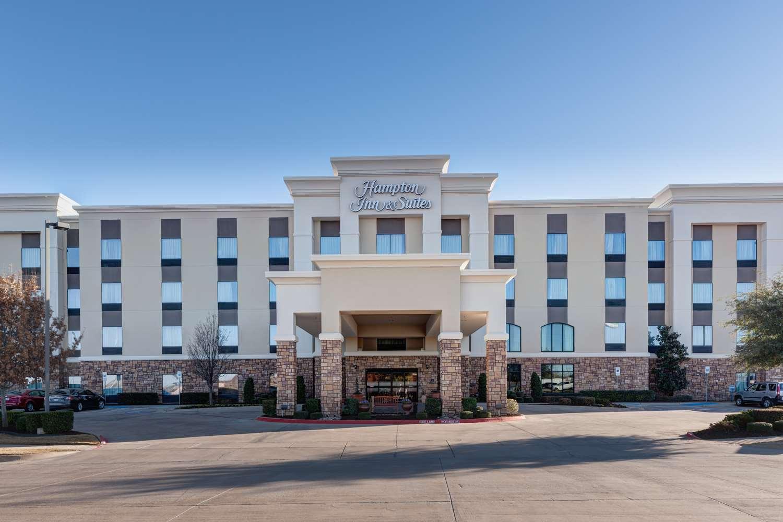 Hampton Inn - Suites Ft Worth-Burleson