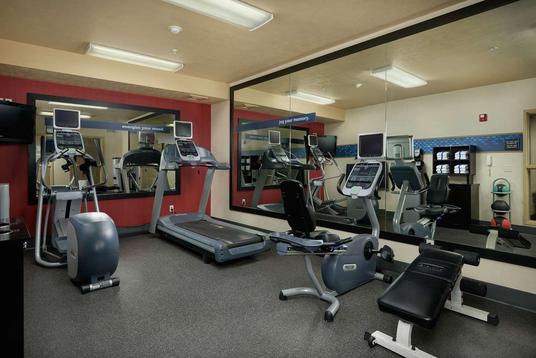 Fitness/ Exercise Room - Hampton Inn Helena