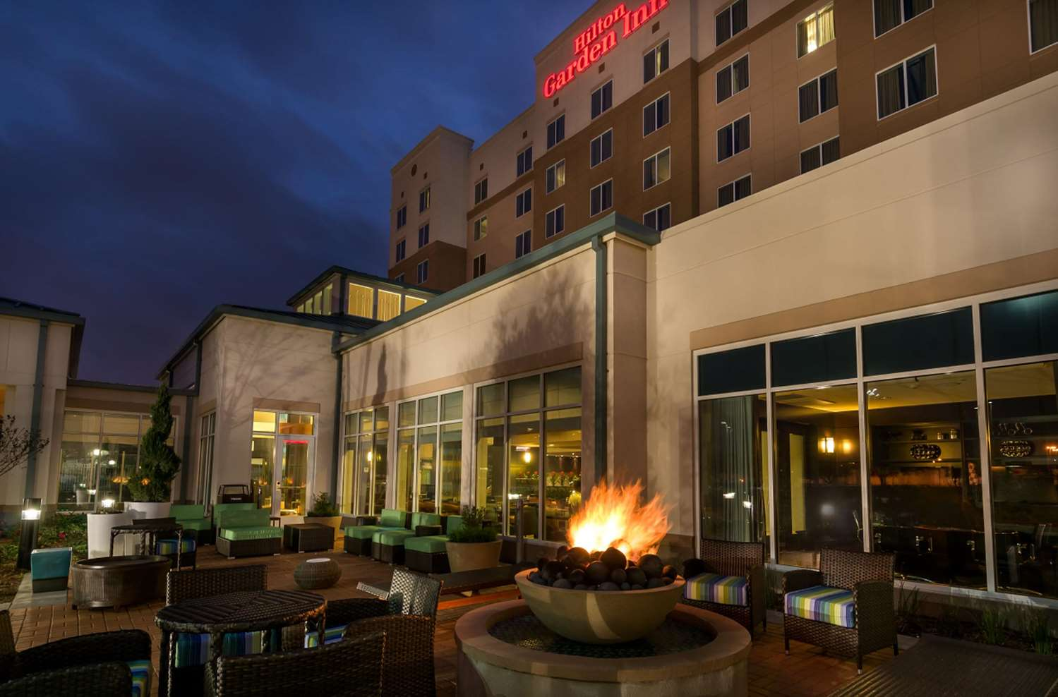 Meetings And Events At Hilton Garden Inn Houston Nw America Plaza