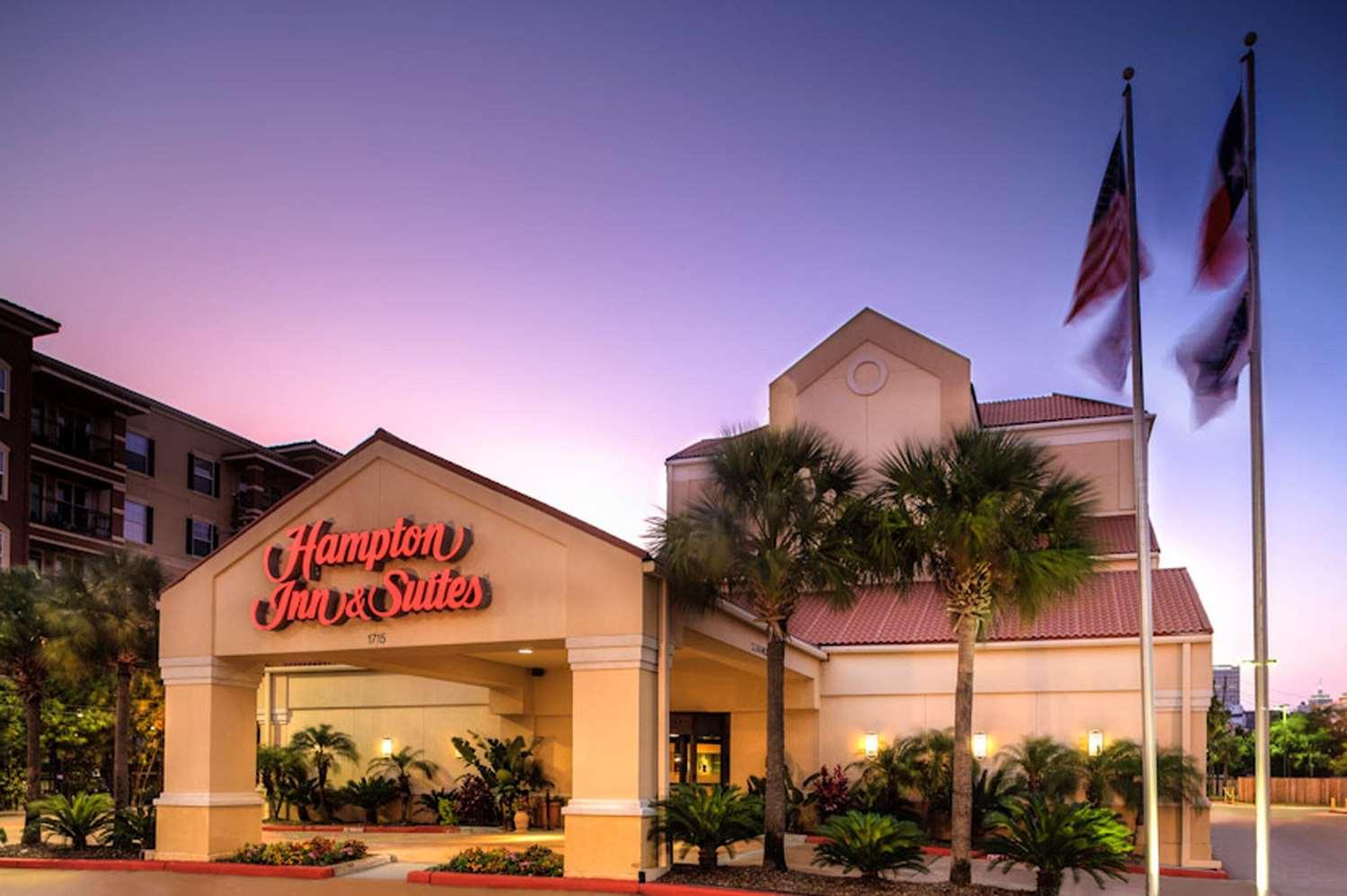 Exterior view - Hampton Inn & Suites Medical Center Houston