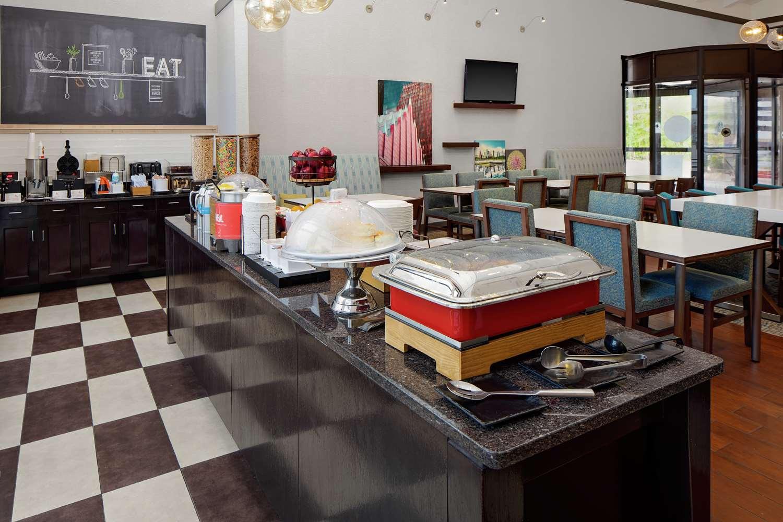 Restaurant - Hampton Inn & Suites Medical Center Houston