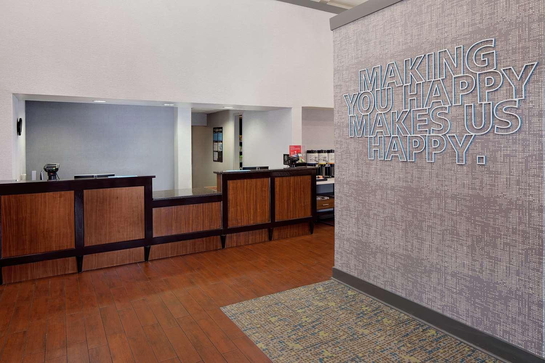 Lobby - Hampton Inn & Suites Medical Center Houston