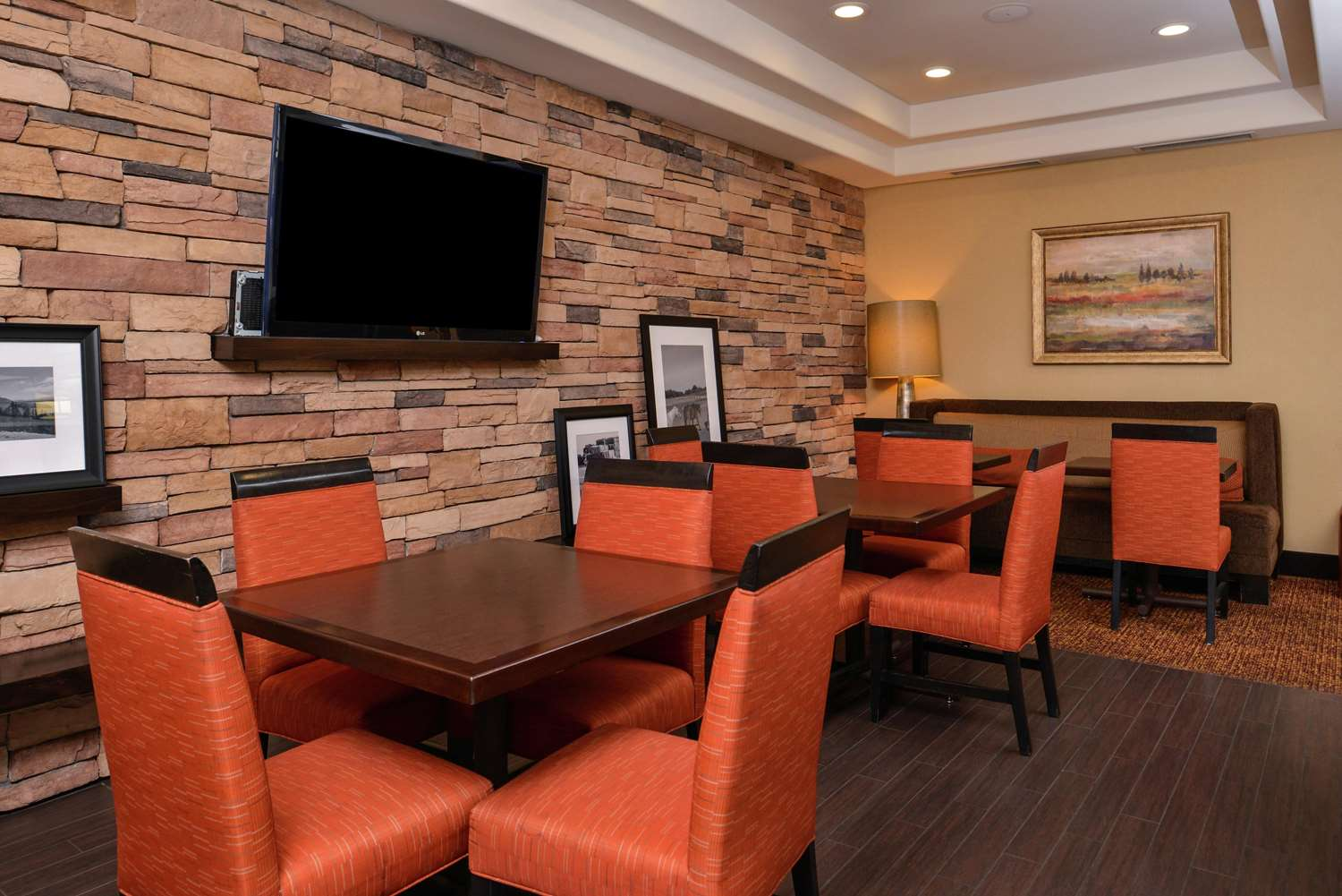 Restaurant - Hampton Inn Airport Idaho Falls