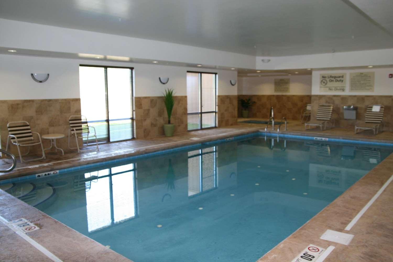 Pool - Hampton Inn Indiana