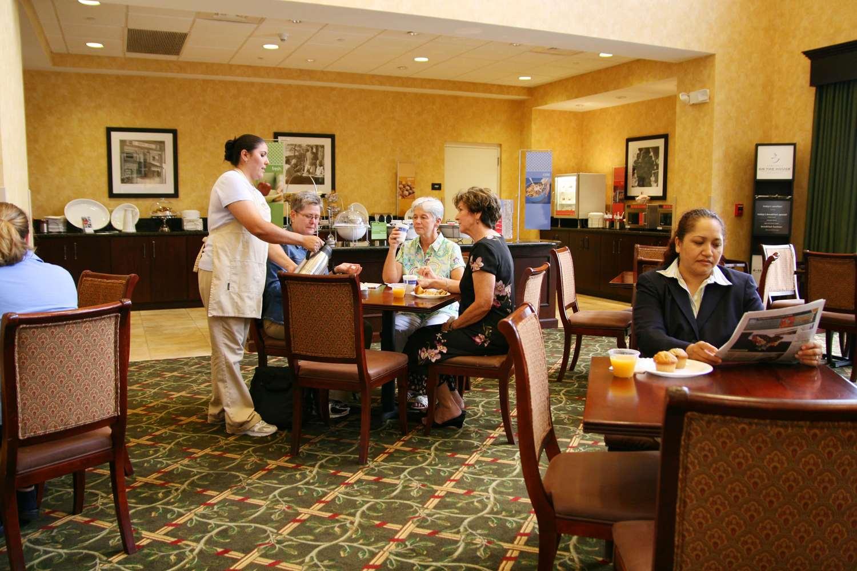 Restaurant - Hampton Inn & Suites Dobson