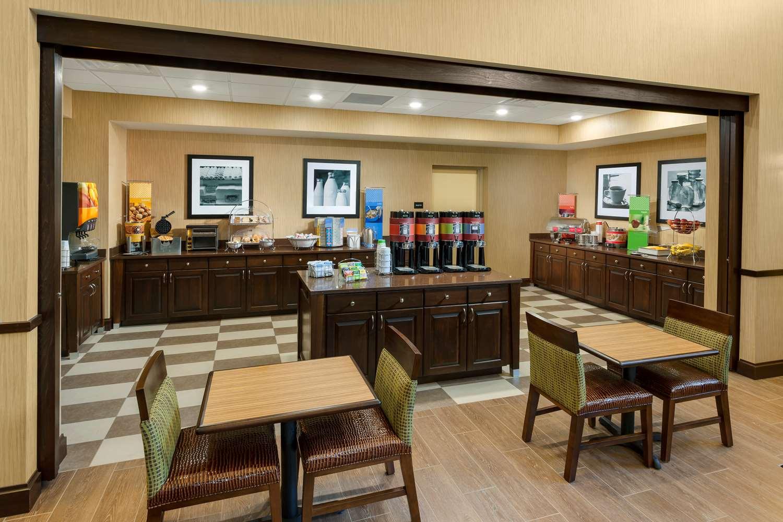 Restaurant - Hampton Inn & Suites Williamsport