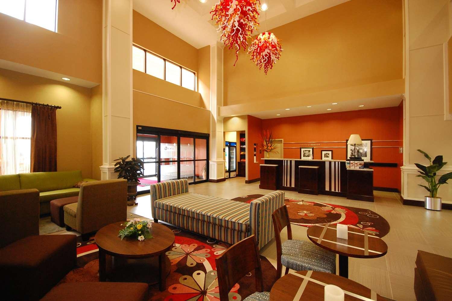Lobby - Hampton Inn Flowood