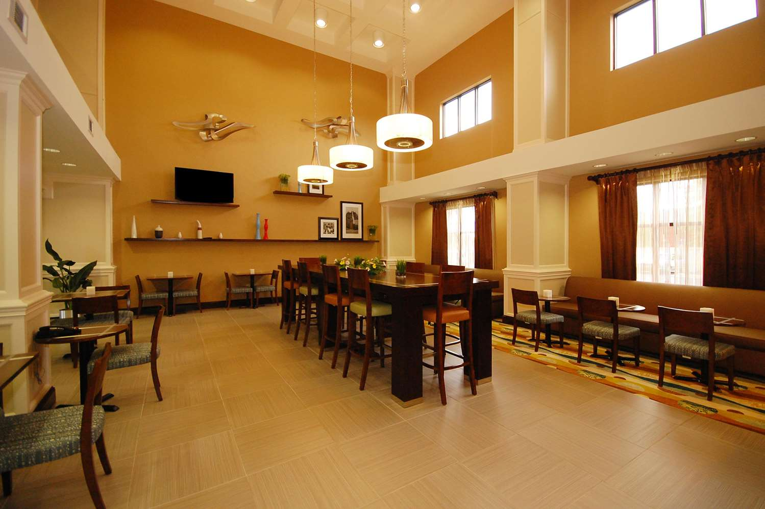 Restaurant - Hampton Inn Flowood