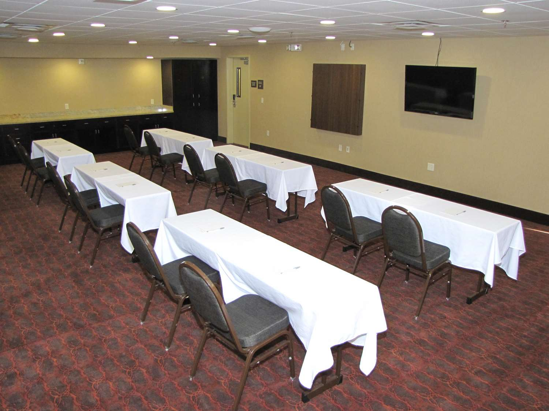 Meeting Facilities - Hampton Inn & Suites Jamestown