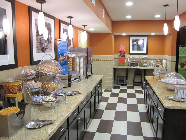 Restaurant - Hampton Inn & Suites Jamestown