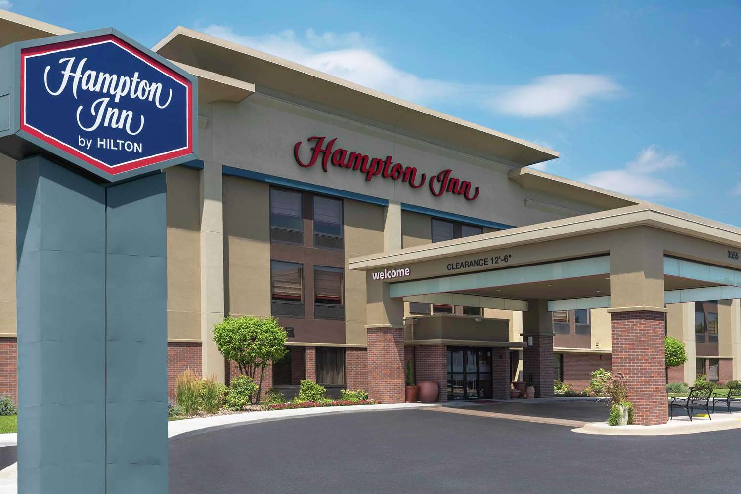 Hampton Inn Joliet-I-55