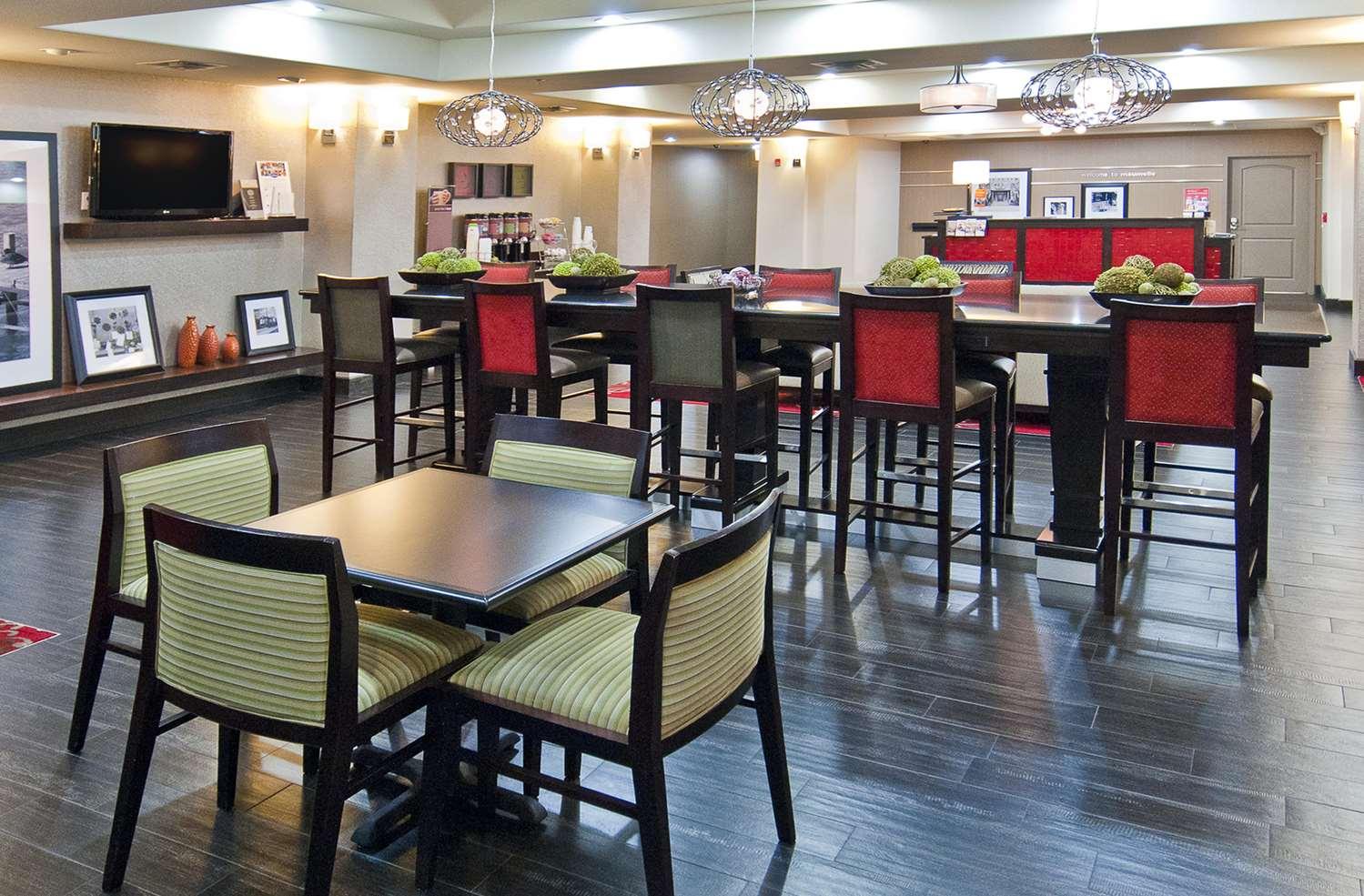 Lobby - Hampton Inn Maumelle