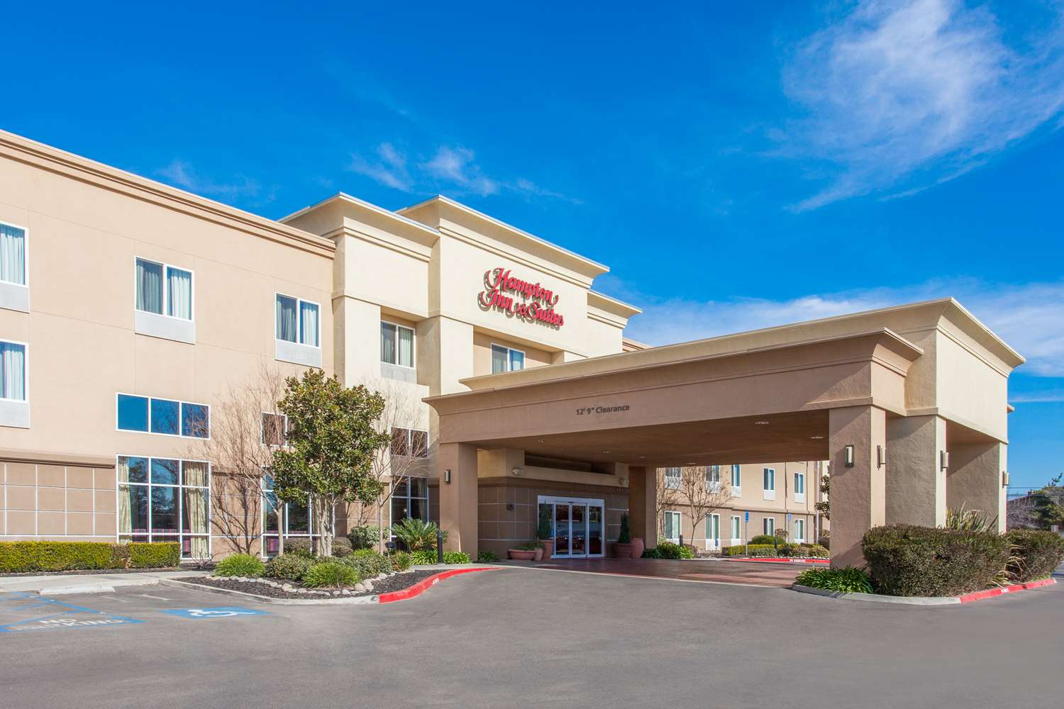 Hampton Inn - Suites Merced