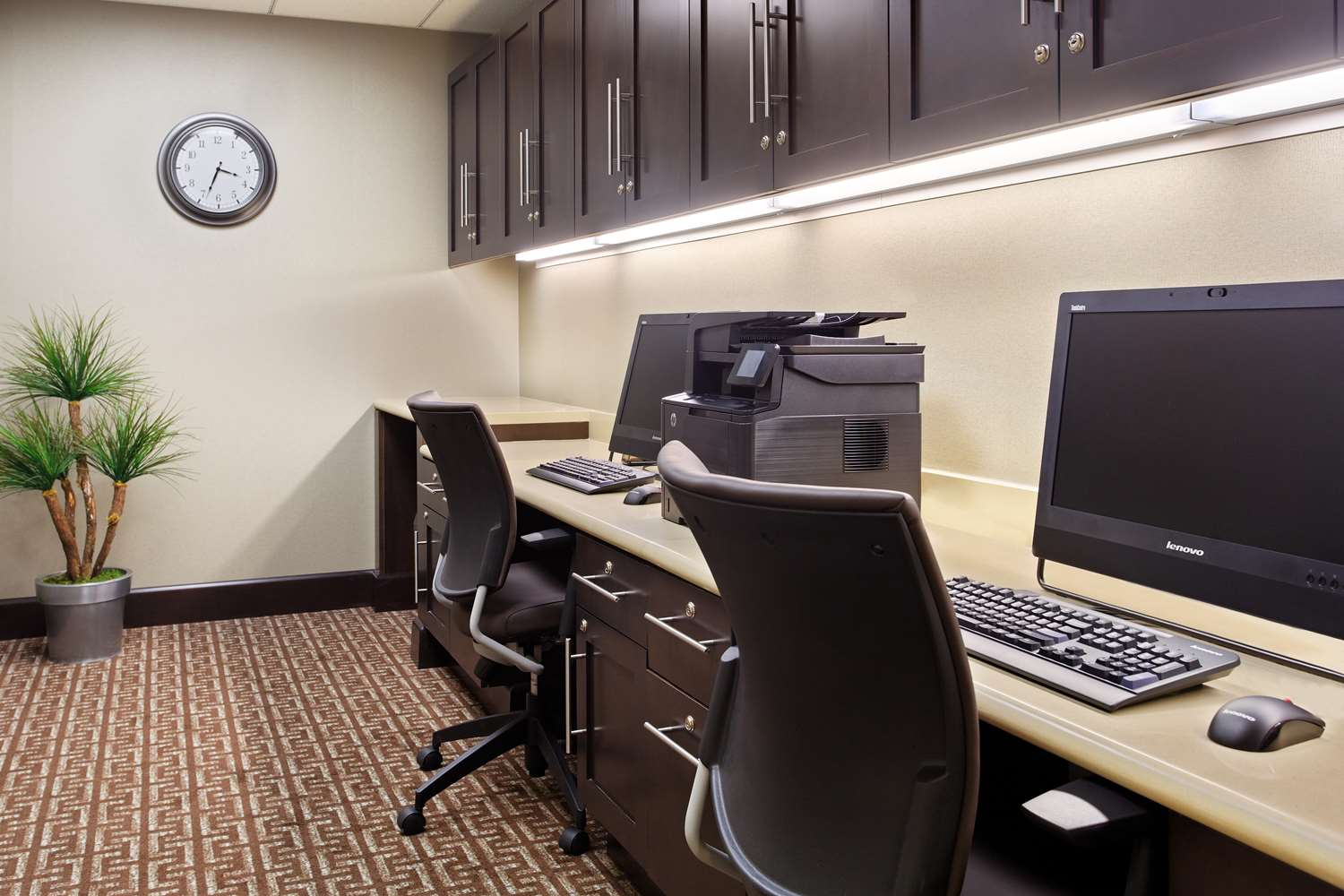 Conference Area - Homewood Suites by Hilton Airport Orlando