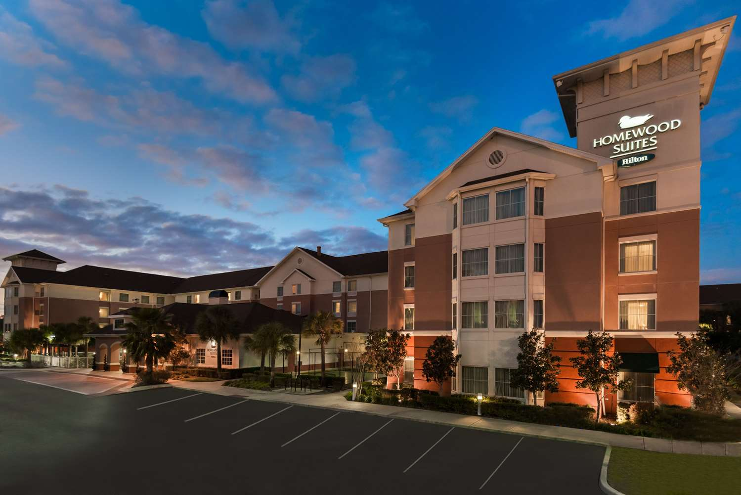 Exterior view - Homewood Suites by Hilton Airport Orlando