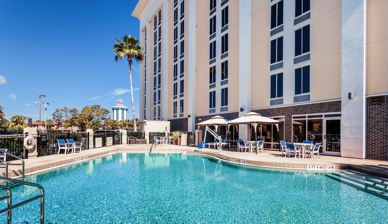 Pool - Hampton Inn South of Universal Studios Orlando