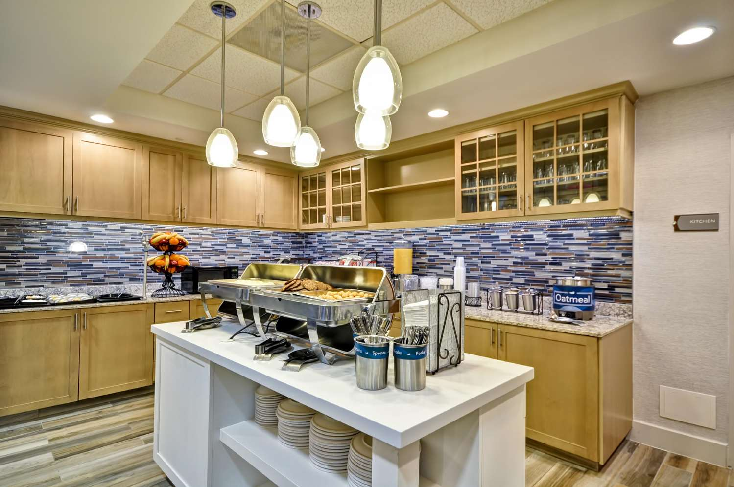 Restaurant - Homewood Suites by Hilton Germantown
