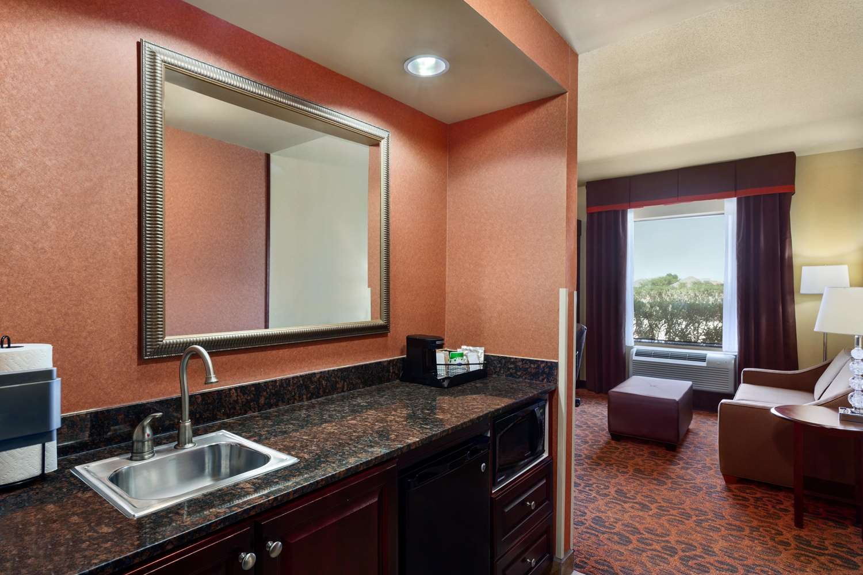 Amenities - Hampton Inn & Suites Mission