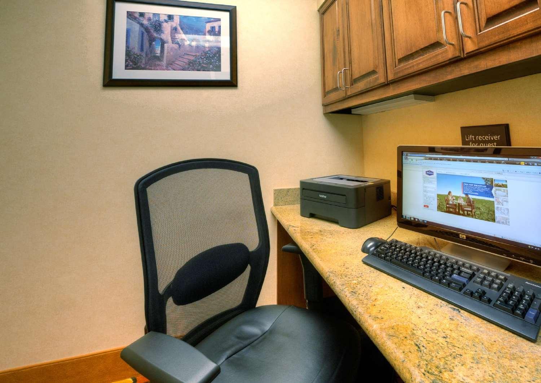 Conference Area - Hampton Inn & Suites McAllen