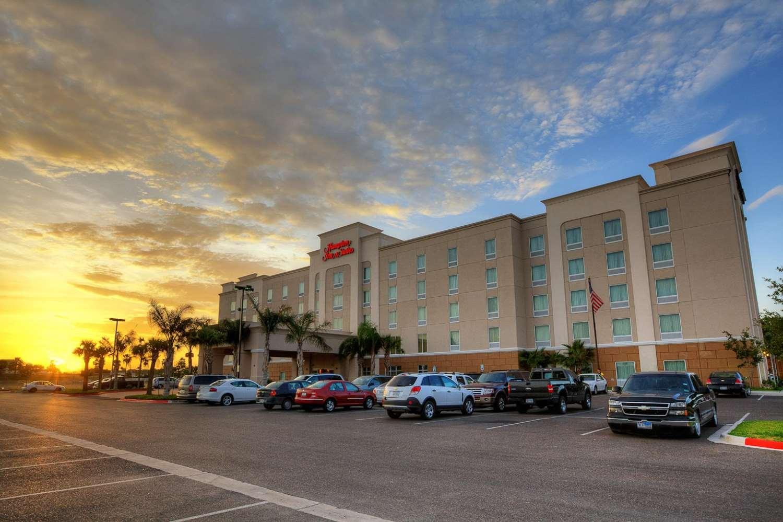 Exterior view - Hampton Inn & Suites McAllen