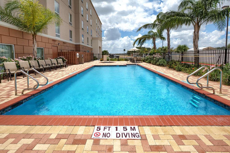 Pool - Hampton Inn & Suites McAllen