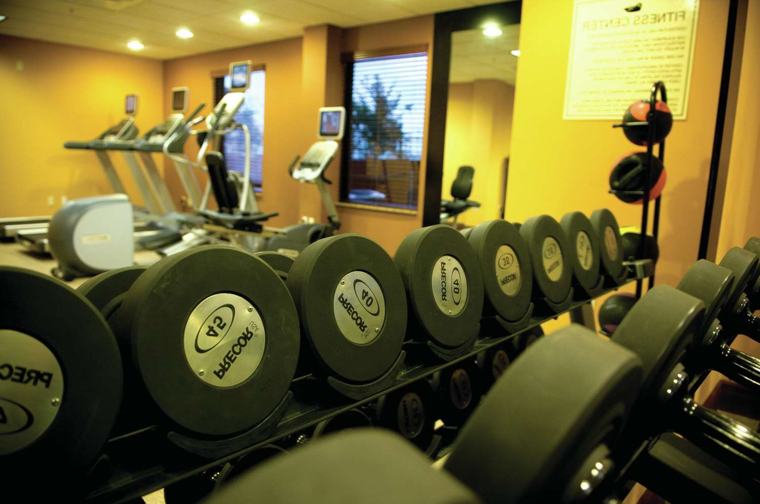 Fitness/ Exercise Room - Homewood Suites by Hilton McAllen