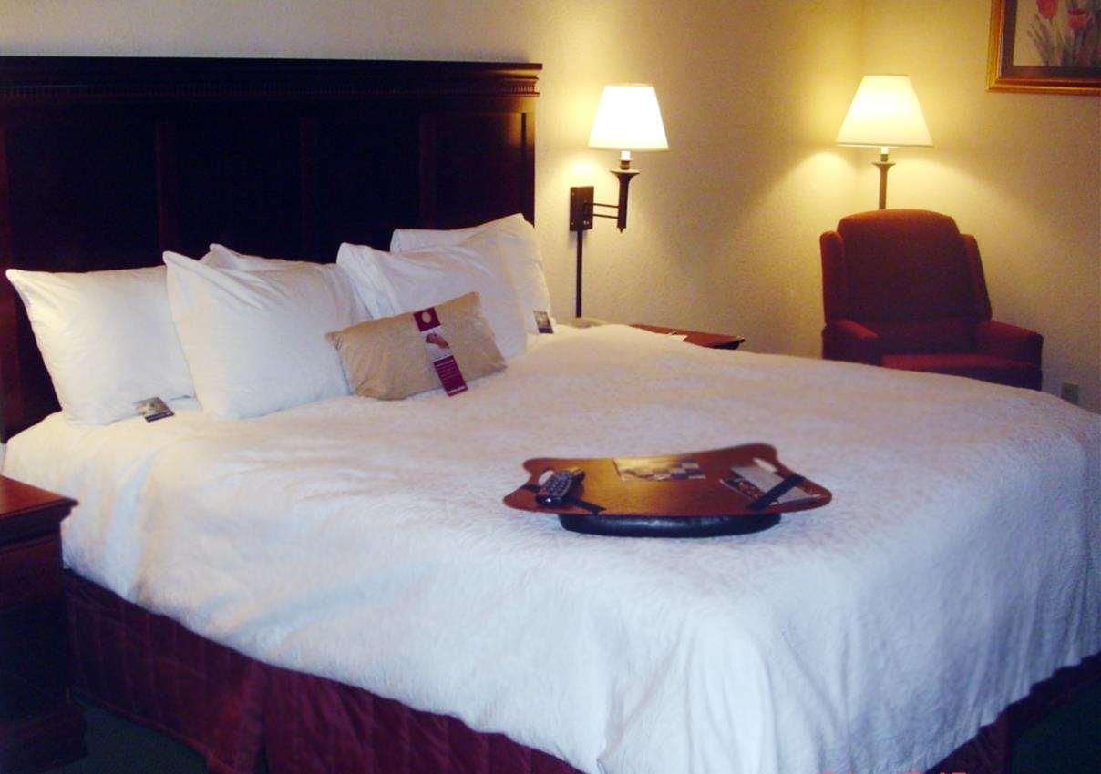 Room - Hampton Inn Manheim