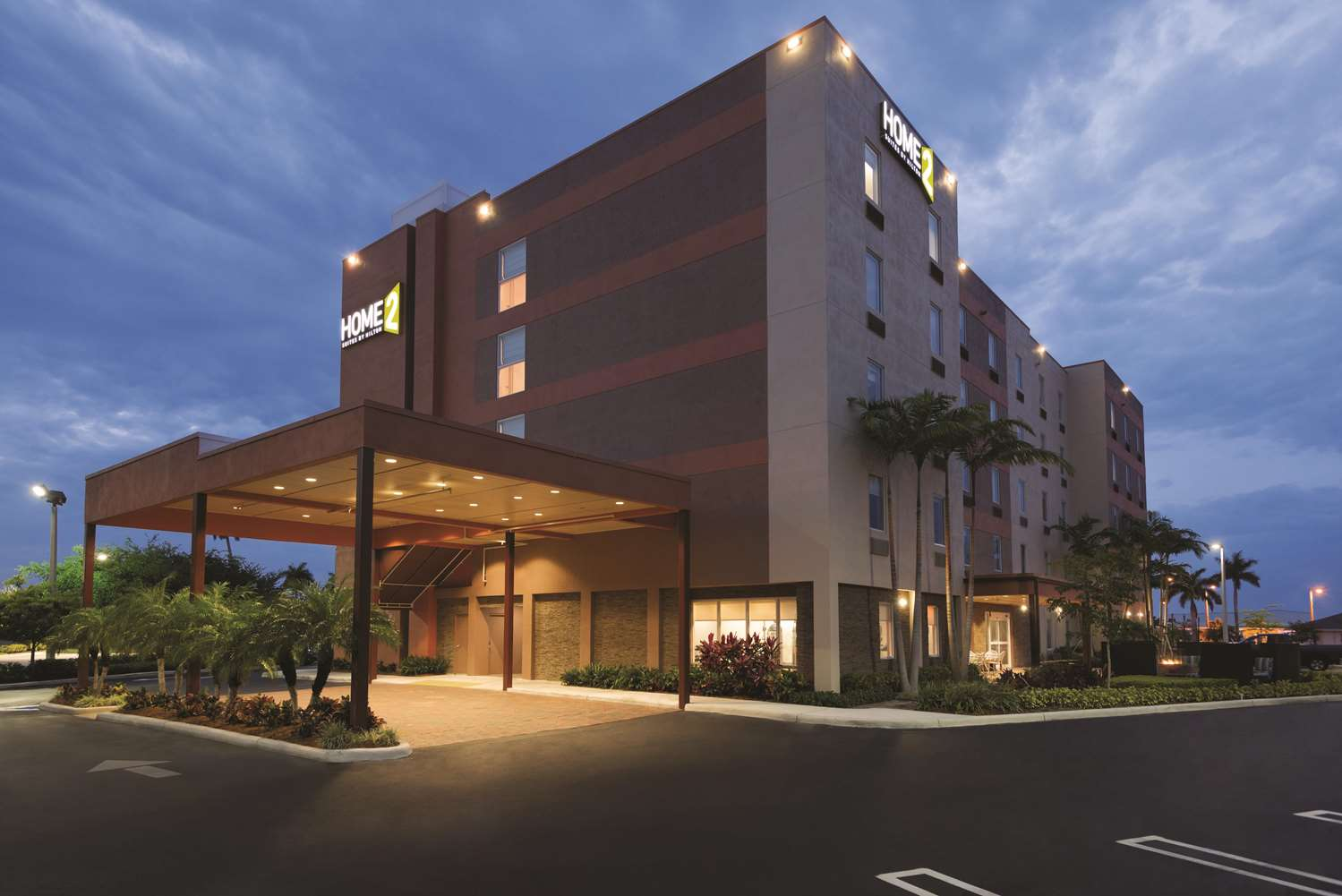 Exterior view - Home2 Suites Florida City