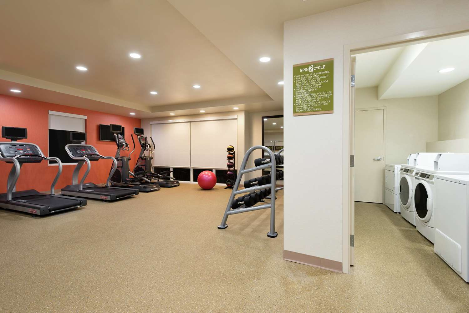 Fitness/ Exercise Room - Home2 Suites Florida City