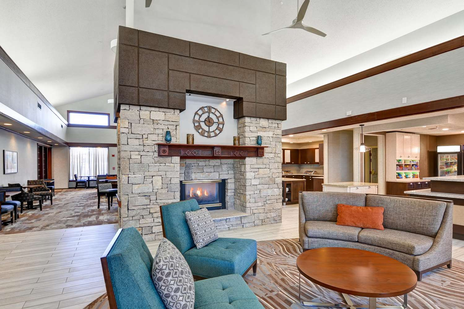 Lobby - Homewood Suites by Hilton Overland Park