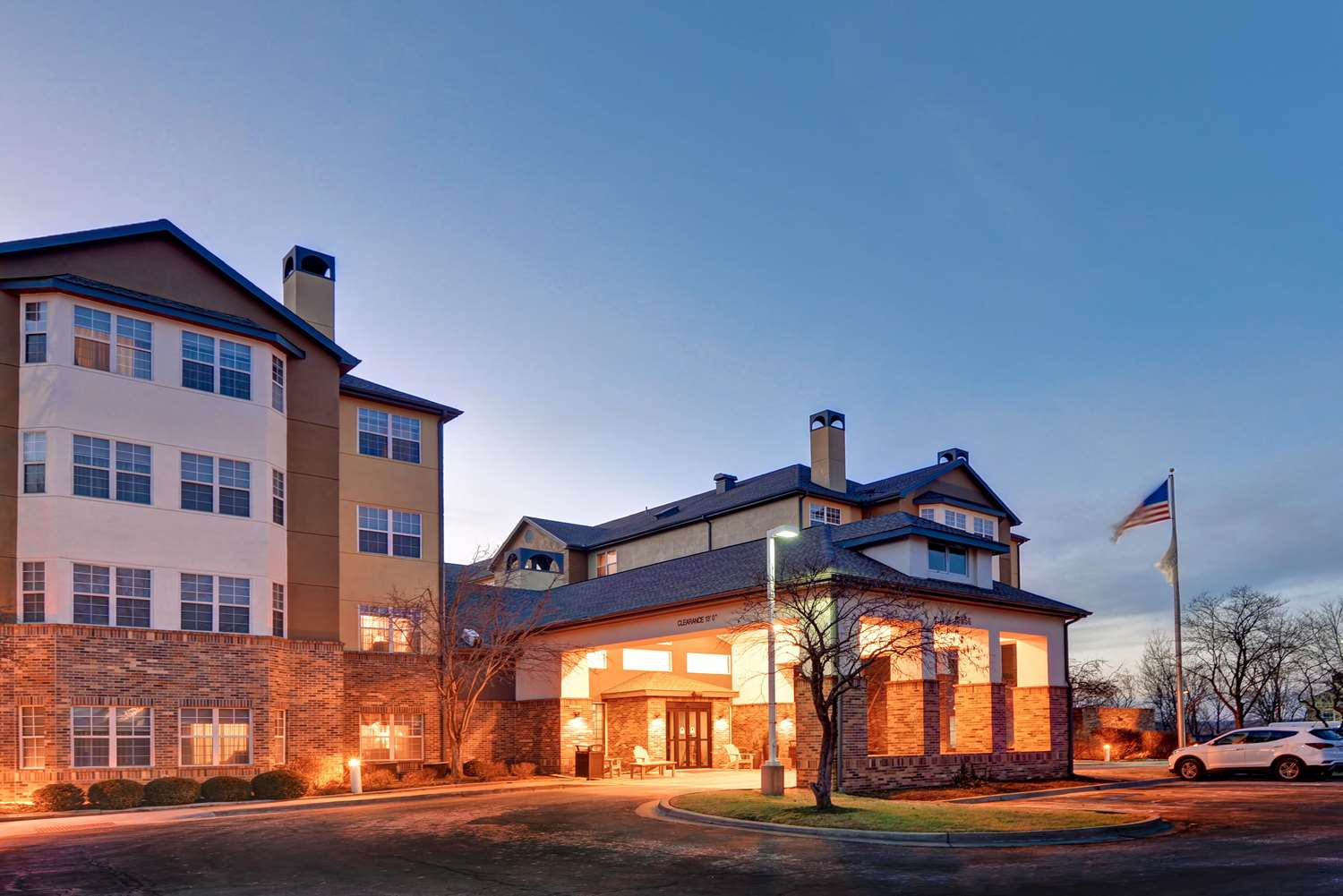 Exterior view - Homewood Suites by Hilton Overland Park