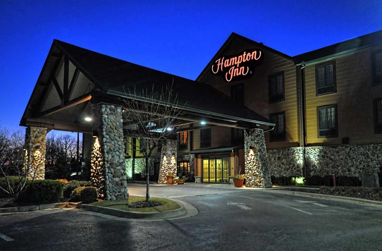 Exterior view - Hampton Inn Kansas City