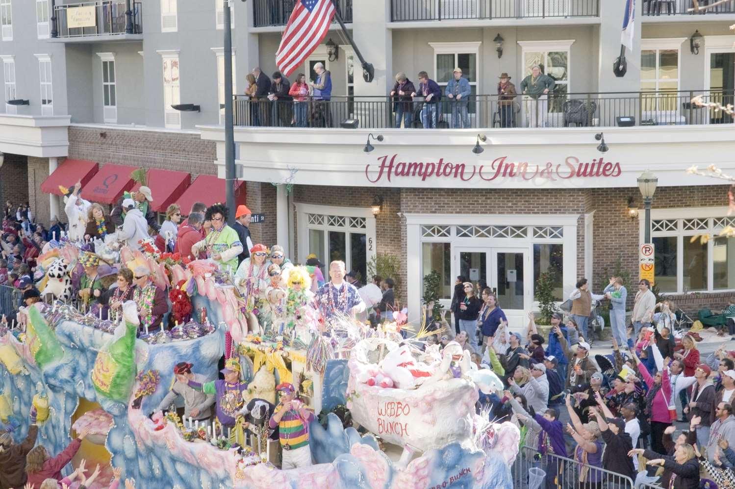 Hampton Inn - Suites Mobile- Downtown Historic District