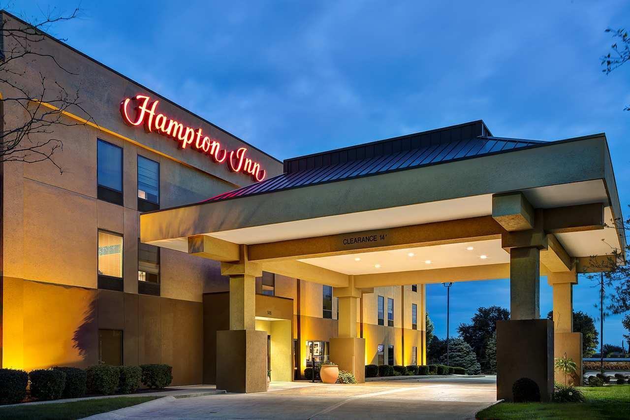 Exterior view - Hampton Inn Mattoon