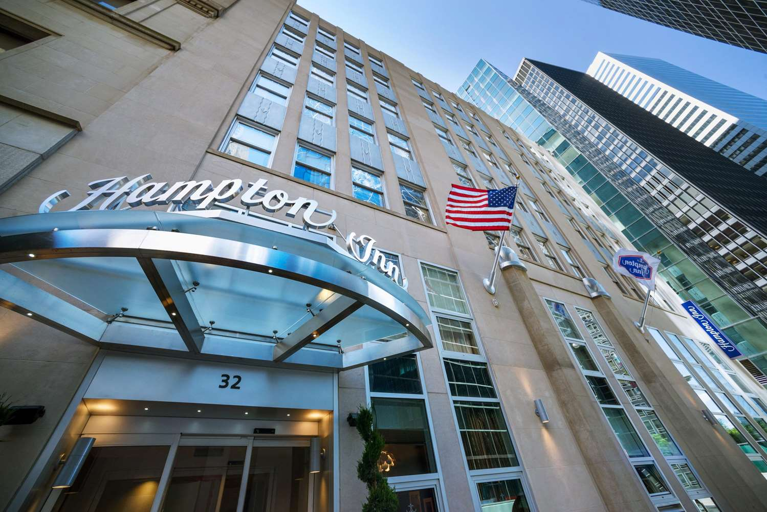 Exterior view - Hampton Inn Financial District New York