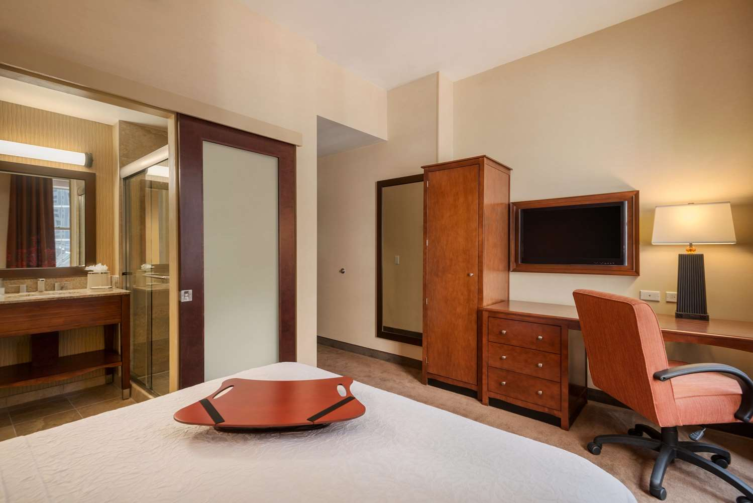 Room - Hampton Inn Financial District New York