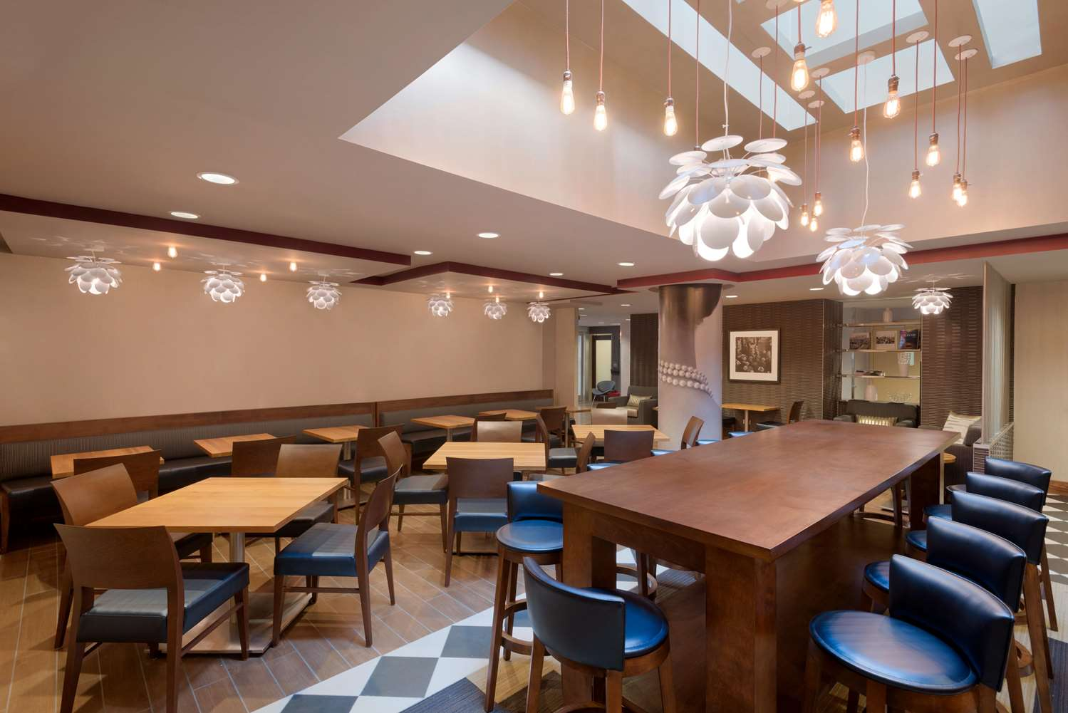 Restaurant - Hampton Inn Financial District New York