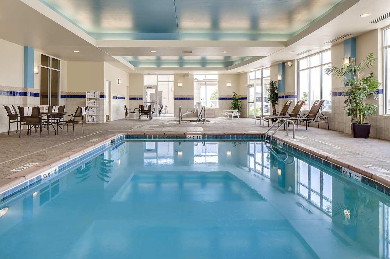 Pool - Hilton Garden Inn Council Bluffs