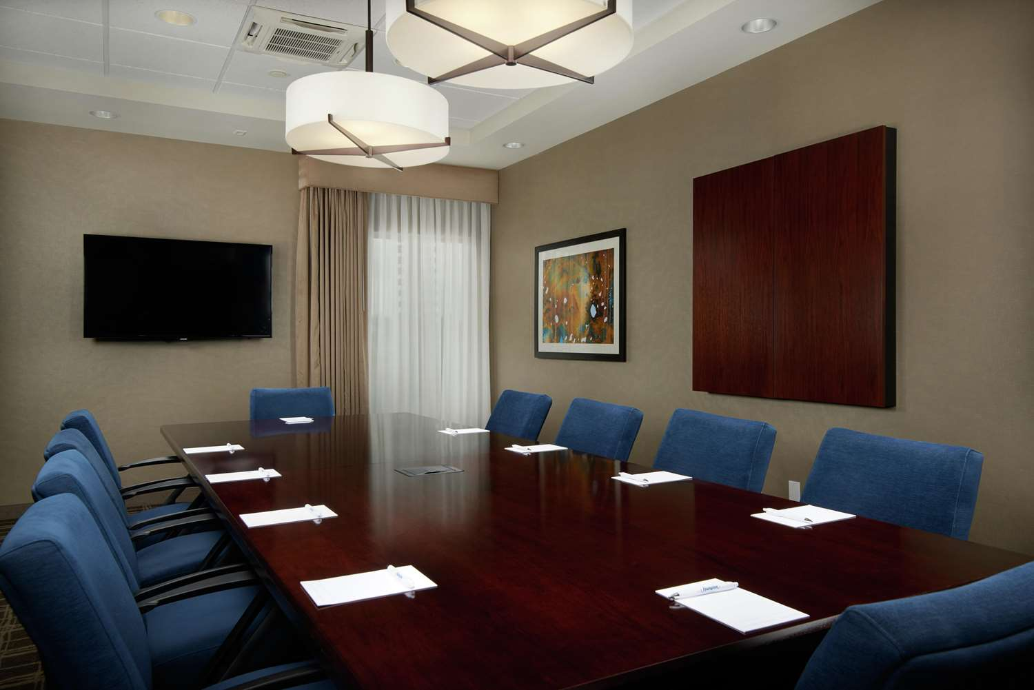 Meeting Facilities - Hampton Inn & Suites Vancouver