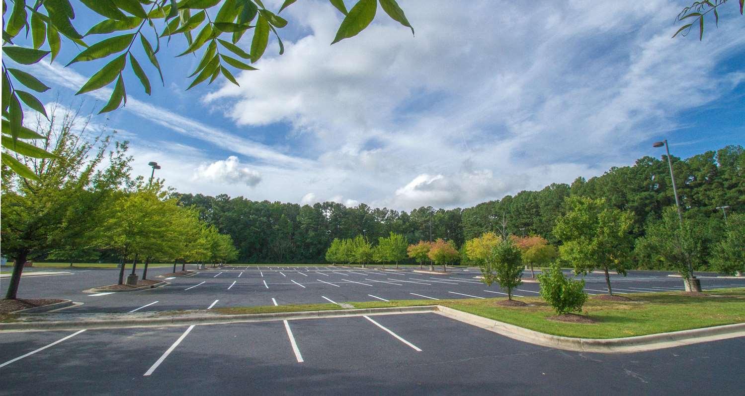 Exterior view - Hampton Inn Greenville