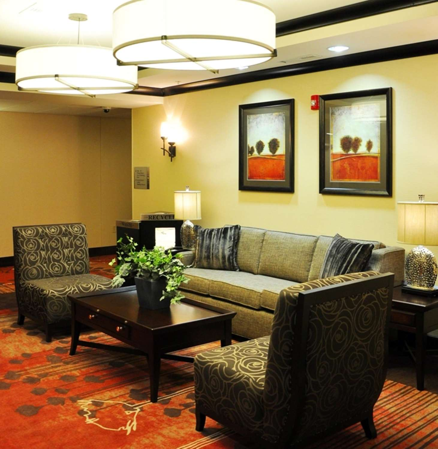 Lobby - Homewood Suites by Hilton Doylestown