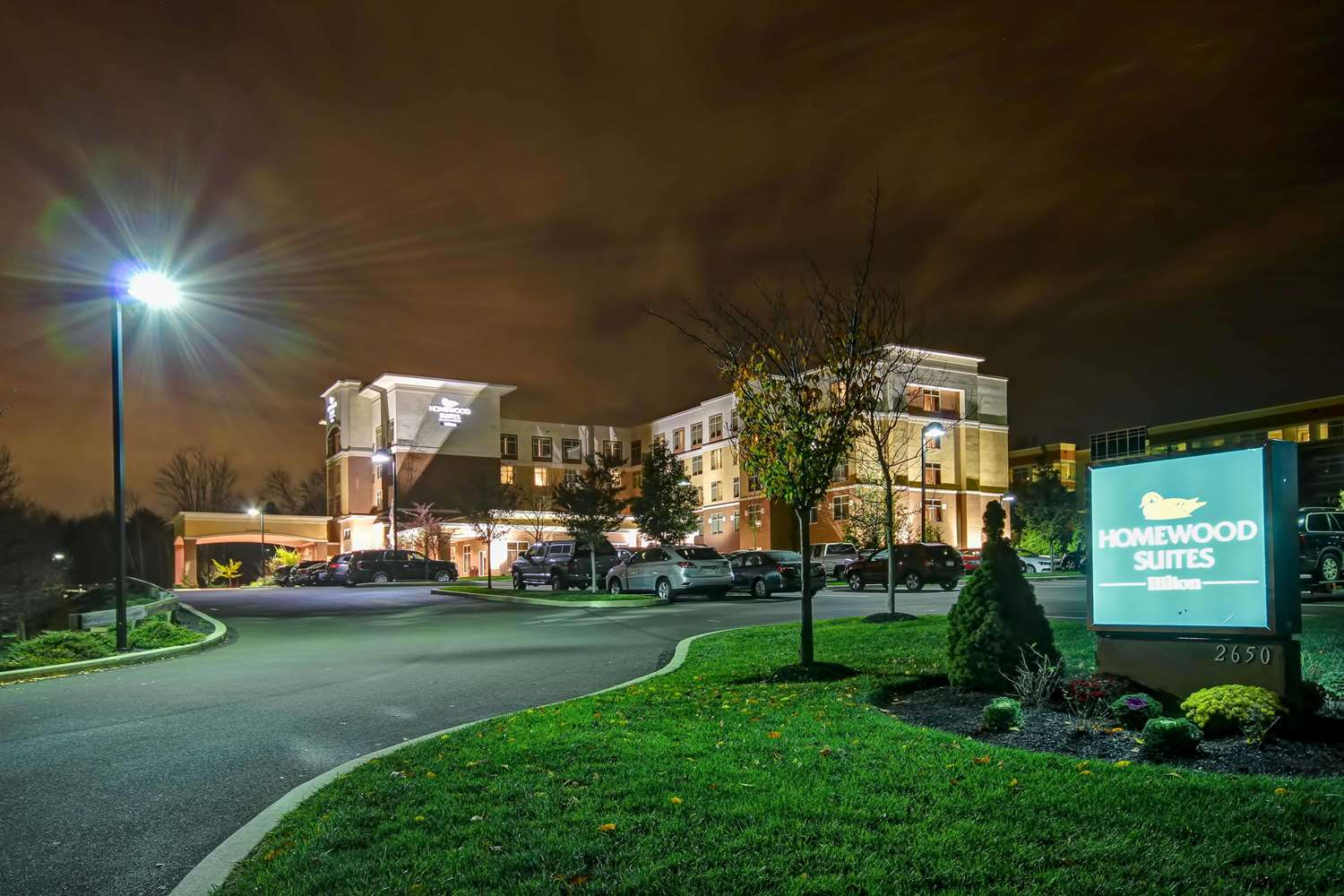 Exterior view - Homewood Suites by Hilton Doylestown